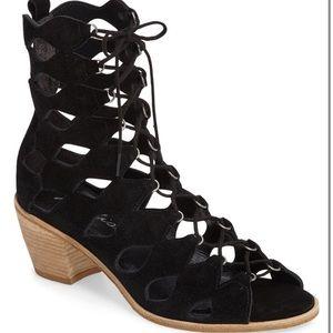 Matisse Jester Heeled Sandal Size 10